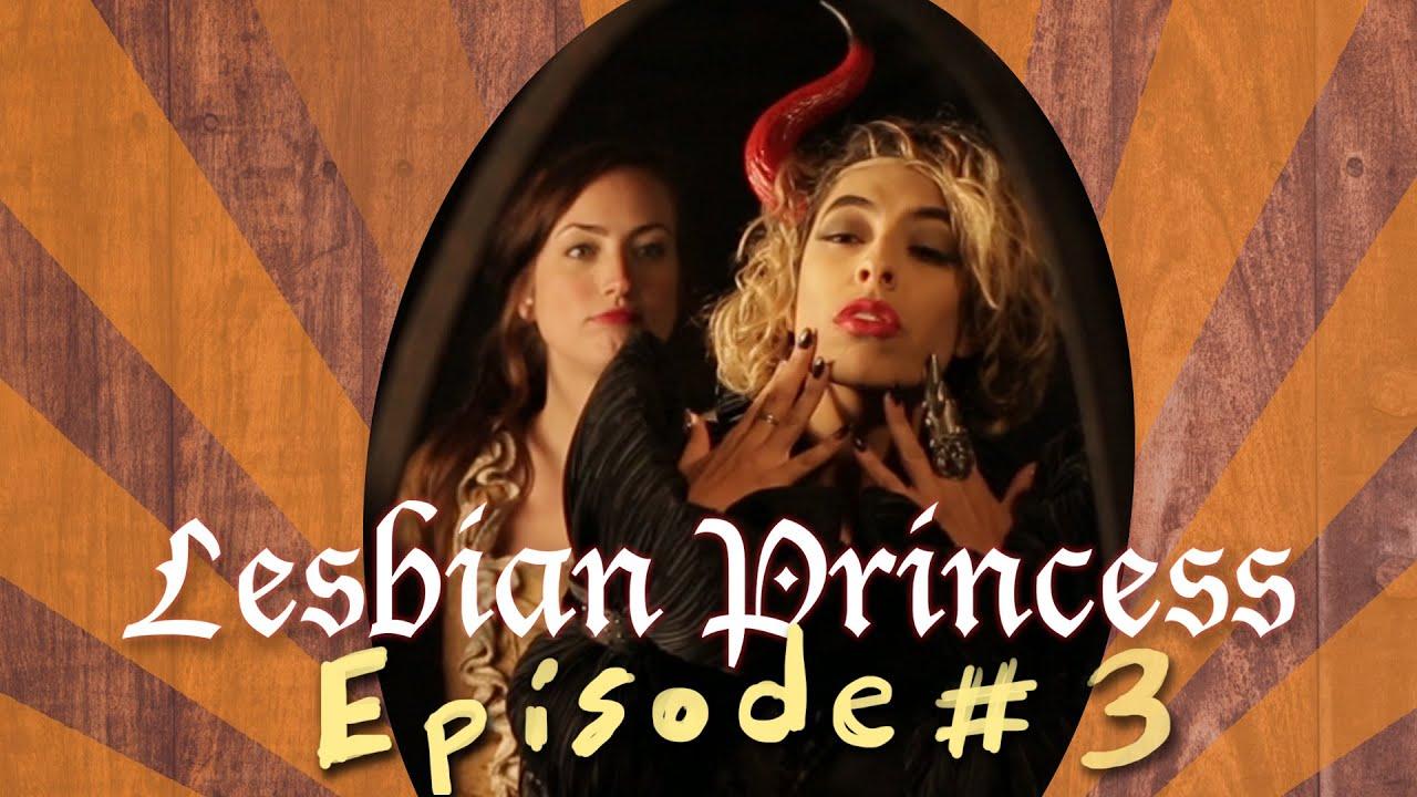 Lesbian Princess - Episode 3