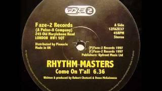 RHYTHEM MASTER - CUM ON Y
