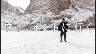 2019年冬インド旅行「ワイ、インドに行く」Season2