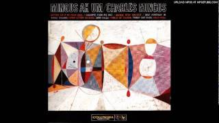 Self-Portrait in Three Colors - Charles Mingus