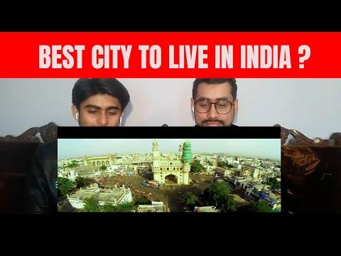 Pakistani Reaction to | Hyderabad City 2018 (india)