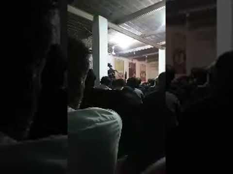 Zakir Nasir Abbas Sial langar wala sahiwal shahadat Mola ali akbar 2019