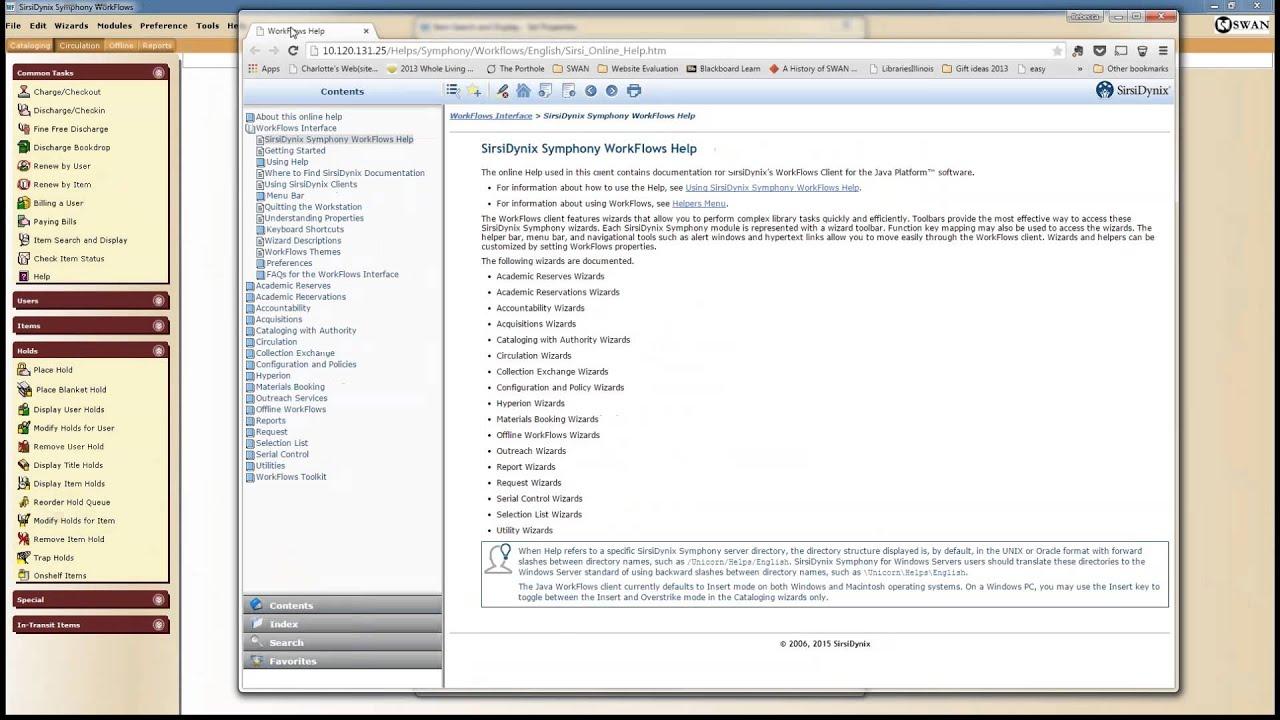 Webinar: Workflows Advanced Searching