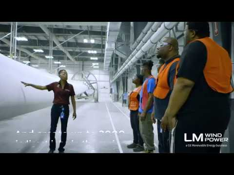 LM Wind Power Center of Excellence launched in Cherbourg, France
