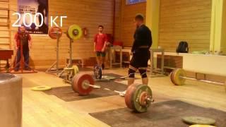 видео Спорткомплекс «Олимпийск» готовится принять V Кубок Президента России по тяжелой атлетике