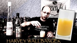 How To Make The Harvey Wallbanger