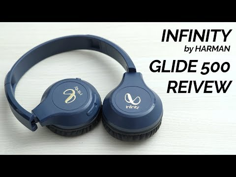 Infinity (JBL) Glide 500 Review: THIS DOESN'T SUCK!!