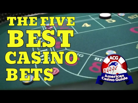 The Five Best Casino Bets with Syndicated Gaming Writer John Grochowski from YouTube · High Definition · Duration:  13 minutes 56 seconds  · 229 000+ views · uploaded on 02/12/2011 · uploaded by americancasinoguide