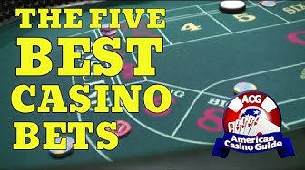 The Five Best Casino Bets with Syndicated Gaming Writer John Grochowski
