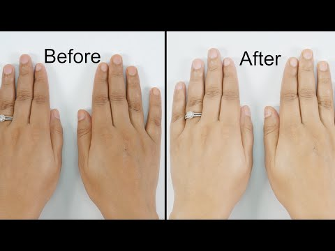 Get Fairer, Soft & Wrinkle Free Hands and Feet At Home in 15 Minutes