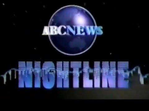 "ABC'S ""NIGHTLINE"" (NOVEMBER 22, 1988)"