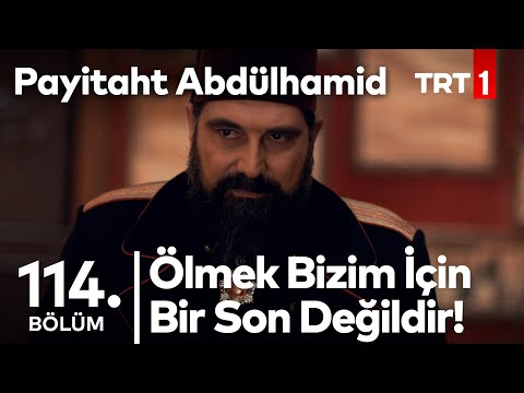 ''Milletimizin karşısına çıkacağız!'' I Payitaht Abdülhamid 114. Bölüm