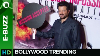 Anil Kapoor & Parineeti Chopra Gear Up For Mission Impossible | Bollywood News | ErosNow eBuzz