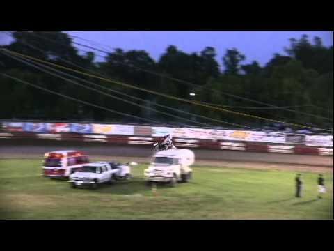 Dominic Scelzi 5/18/12 Plaza Park Raceway Visalia Super 600 Heat Race