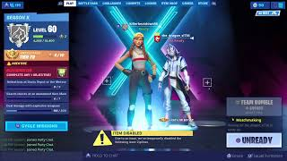 [Fortnite Battle Royale] Free OG Fortnite Account Giveaway At 350Subs[Come join the stream!!]