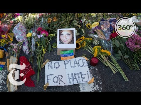 U.S. Rallies Behind Charlottesville | Daily 360 | The New York Times