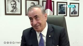 Galatasaray Kulübü Başkanı Mustafa Cengiz, açıklamalarda bulundu
