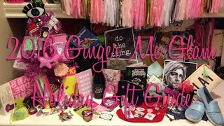 2016 Ginger Me Glam Holiday Gift Guide
