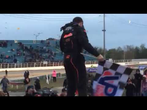 RPW SDW 2018 - Larry Wight Wins The Billy Whittaker Cars 200