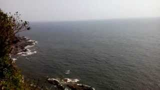 Beautiful View From Ratnadurga Fort (Bhagavati Killa) Ratnagiri  3
