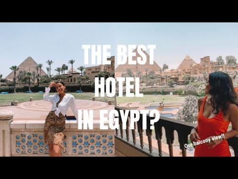 3 DAYS IN CAIRO: SEEING THE PYRAMIDS+OUR LUXURY HOTEL! | CAIRO TRAVEL VLOG