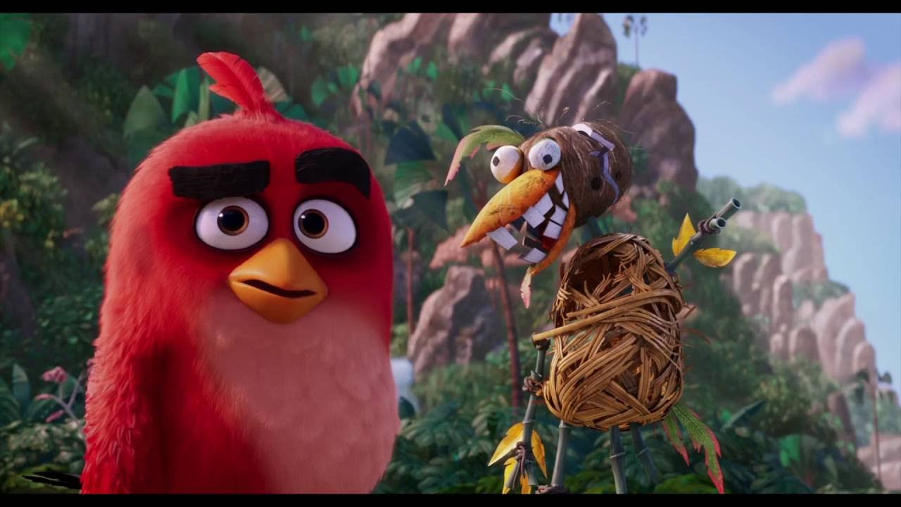 Angry Birds Movie Red Vs Billy The Sign YouTube