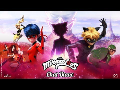MIRACULOUS | 🐞 CHAT BLANC - TRAILER 🐞 | Le Storie Di Ladybug E Chat Noir