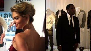 Is Kourtney Kardashian Dating Diddy's Son Quincy Brown?   Splash News TV