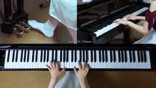 使用楽譜:月刊ピアノ2018年8月号 採譜者:事務員G 使用楽器メーカー:S...