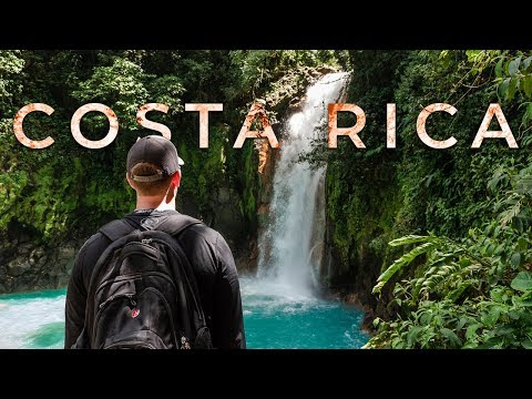 Exploring Costa Rica | Travel Vlog