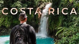 Exploring Costa Rica   Travel Vlog
