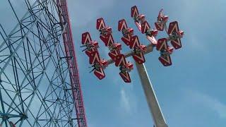Bling to Red Arrows Skyforce at Pleasure Beach Blackpool