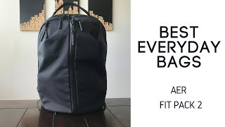 Best Daily Bags: Aer Fit Pack 2 Review
