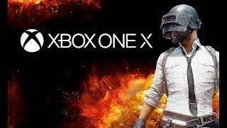 PUBG ON XBOX ONE X! Battlegrounds Live Stream Gameplay   MIRAMAR MAP!