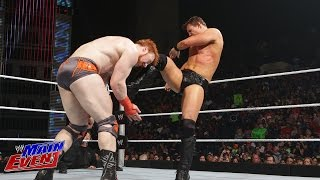 Sheamus vs. The Miz: WWE Main Event, July 15, 2014