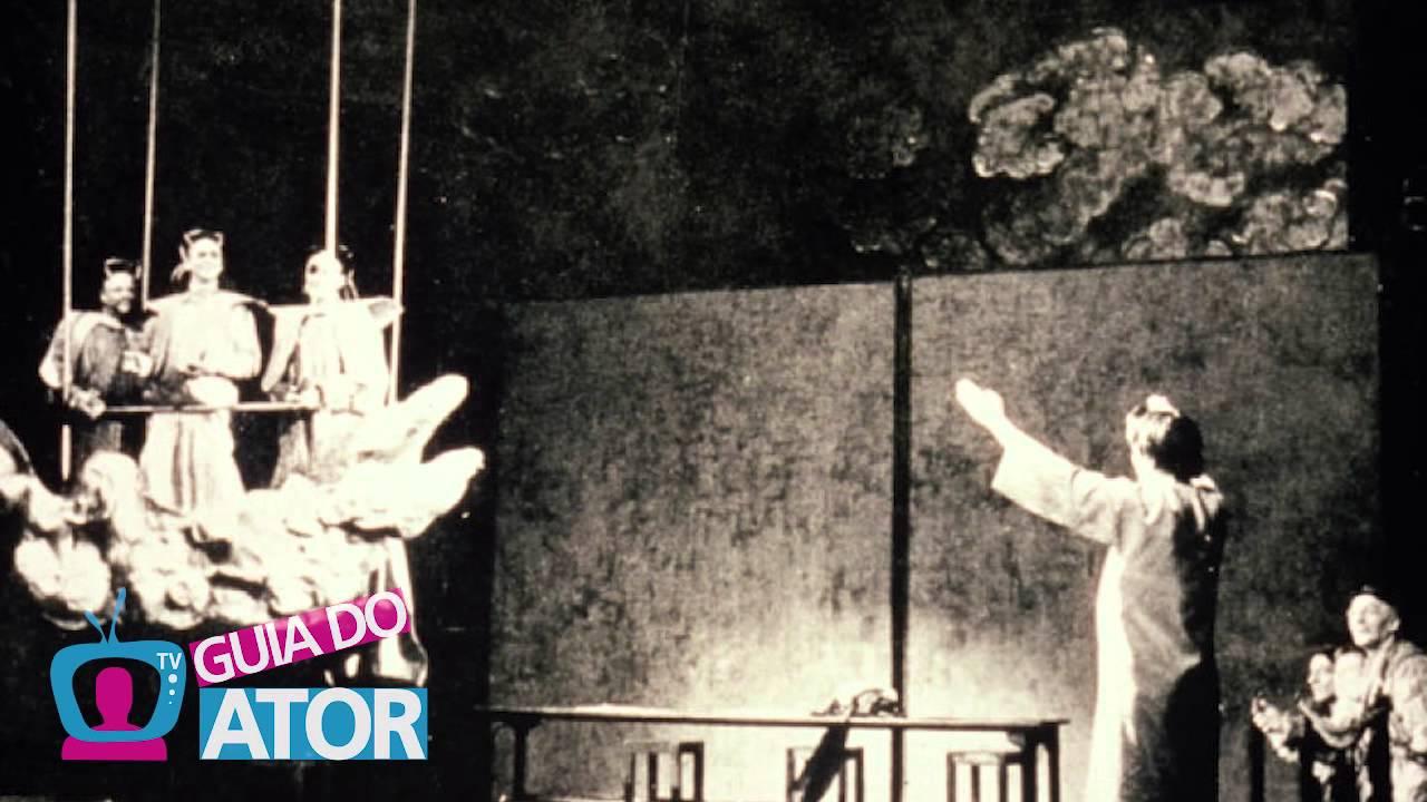 BRECHT E O TEATRO ÉPICO - TV GUIA DO ATOR (Programa 79 ...