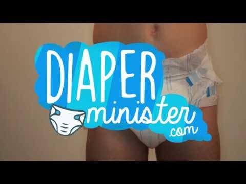 Diaper Minister : BeeSana Superslip