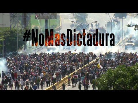 #NoMasDictadura: Protests in Venezuela