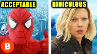 Download Disney Decides: Crazy Rules Marvel Actors Have To Follow Ranked From Acceptable To Ridiculous Mp3 and Videos