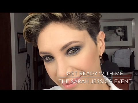 Get Ready with Me - The Sarah Jessica Event