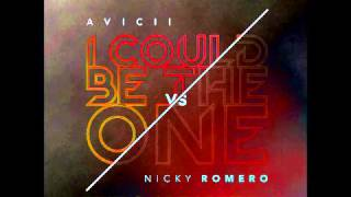 I Could Be The One (Retro-Spec Remix) - Avicii & Nicky Romero