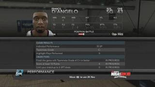 NBA 2k10: Draft Combine Official Trailer *HD*
