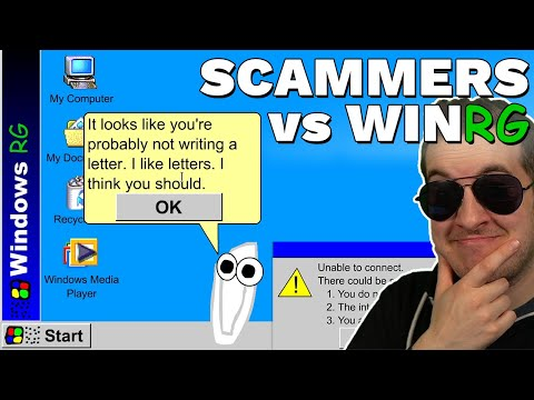 "Will Scammers Notice Windows ""Really Good"" Edition?"