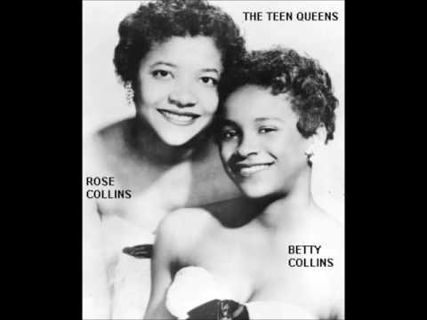 Teen Queens - Rock Everybody / My Hearts Desire - RPM 484 - 1957
