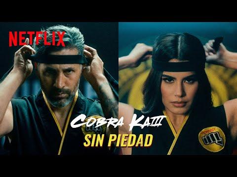 La revancha de Colombia   Cobra Kai   Netflix