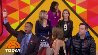 TODAY Team Tests Trivia Knowledge With Meredith Vieira | TODAY