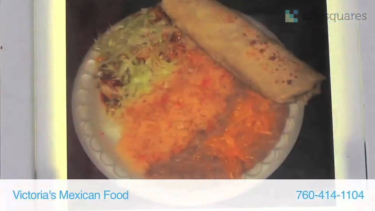 Victorias Mexican Food Youtube