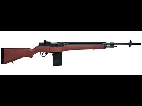 Review Winchester M-14 Co2 Powered BB/Pellet Rifle By Daisy