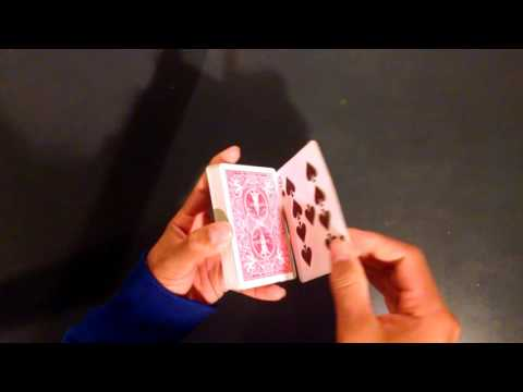 Mat Franco's Jumping Card Trick Revealed