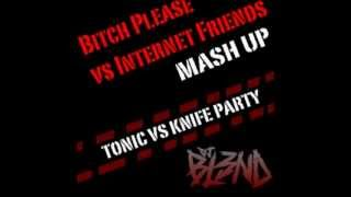 Bitch Please vs Internet Friends (DJ BL3ND Mash Up)